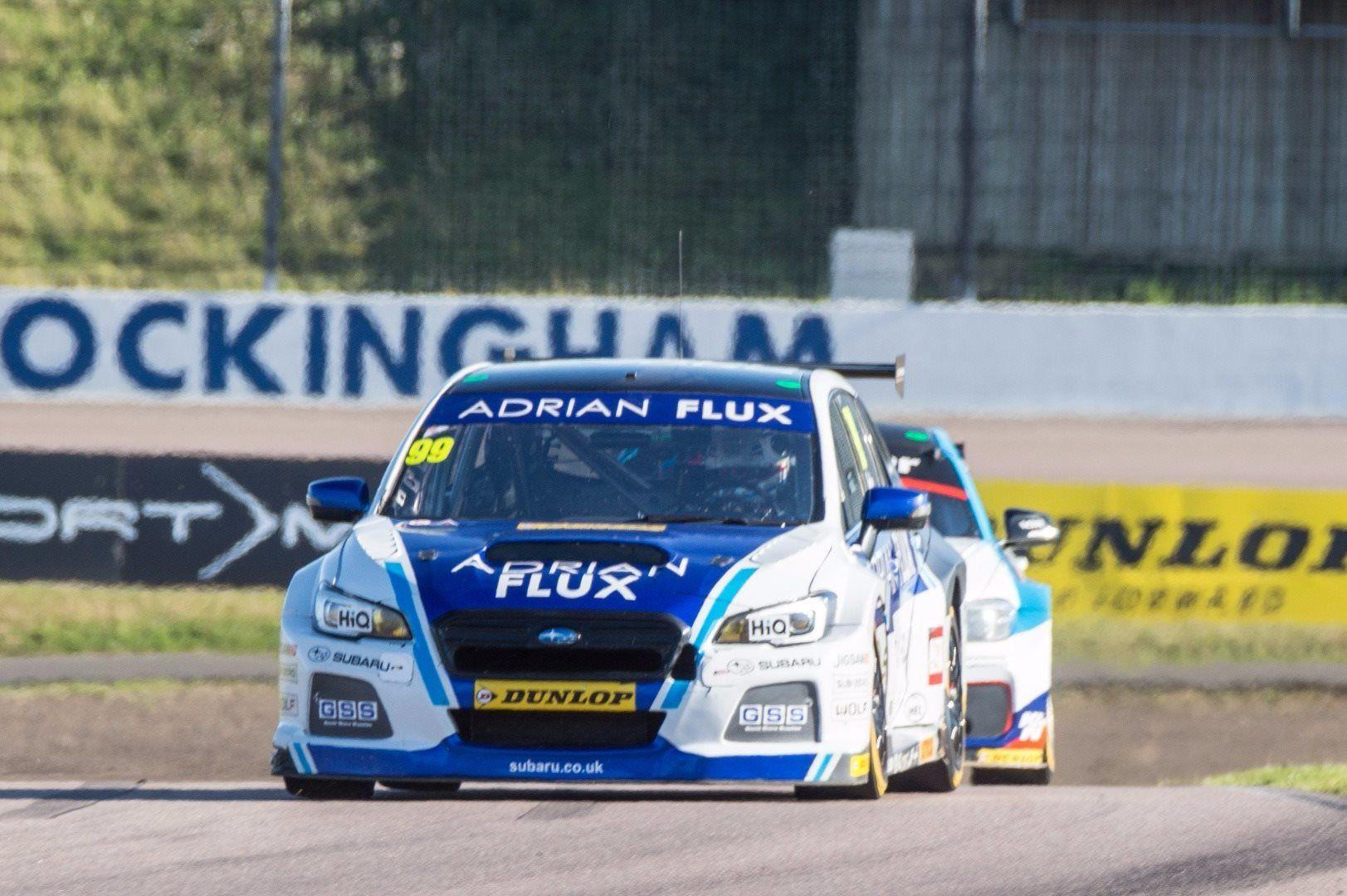 ROCKINGHAM SUBARU RACE REPORT