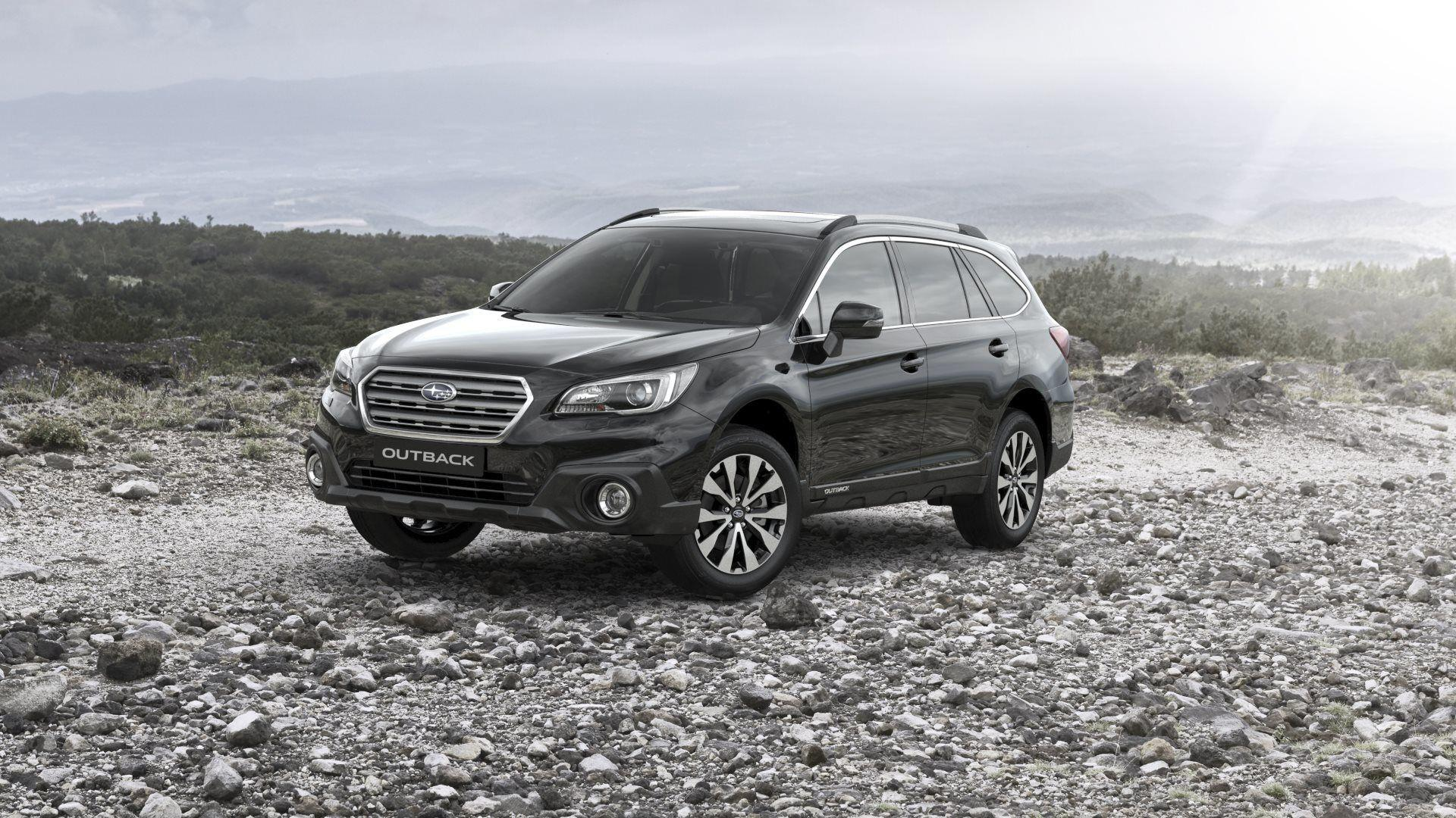 LIMITED RUN SUBARU OUTBACK INTRODUCED